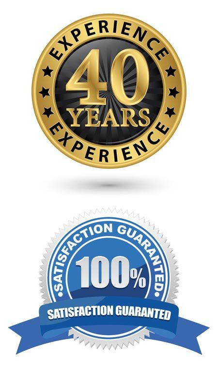 Roofing experience & Guarantee