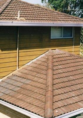 Tile Roof Restorations Sydney