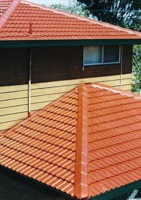 Tiled Roof Restoration Sydney
